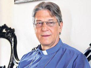 Pedido de oração por Dom Aldo Pagotto, sss