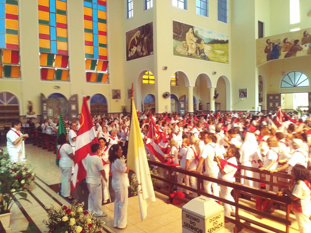 Apostolado da Oração da Arquidiocese de Fortaleza comemora 173 anos com missa solene
