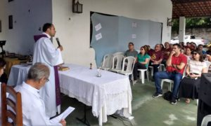 Pastoral Familiar realiza Retiro Espiritual 2018