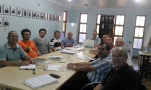 Encontro dos Párocos e Reitores Sacramentinos em Belo Horizonte-MG