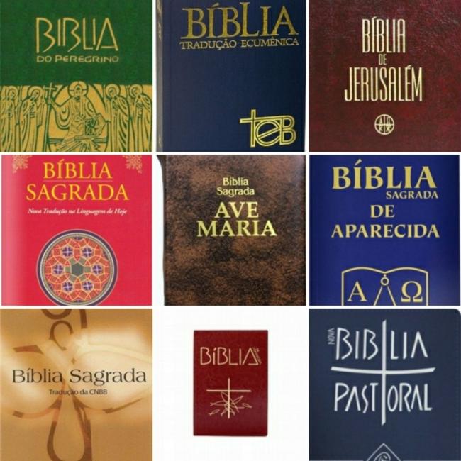 Que Bíblia devo adquirir?
