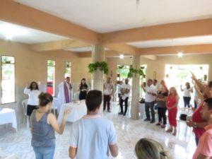 ECC São Benedito realiza Retiro para Coordenadores de Círculo 2018