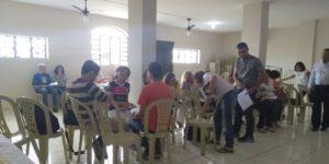 Realizado mais um encontro do Projeto Bíblico Catequético