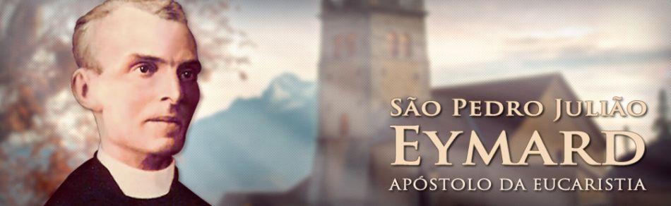 Reflexões sobre São Pedro Julião Eymard: Áudio de Laurinda Nogueira