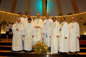Fiéis celebram 2º dia da 80ª Semana Eucarística da Arquidiocese no Santuário de São Benedito