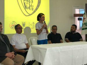 Comissão para Juventude da CNBB realiza formação na Arquidiocese de Fortaleza sobre a violência