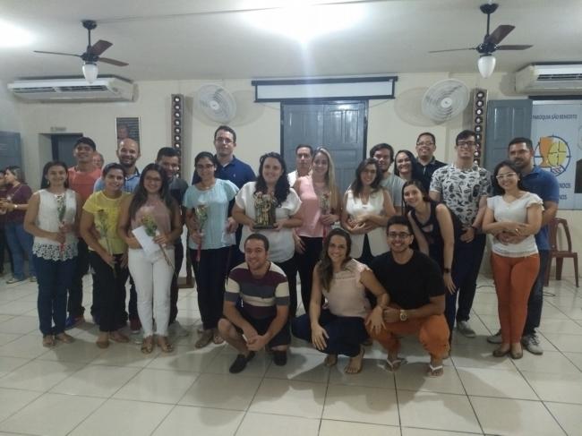 Pastoral Familiar realiza Encontro de Noivos no último dia 29/04