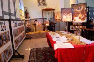 Exposição apresenta histórico de 80 anos do Santuário São Benedito