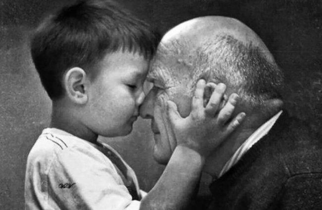 A Sabedoria dos Avós