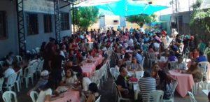 Encontro de Casais com Cristo da Paróquia São Benedito realiza Feijoada ECC 2018