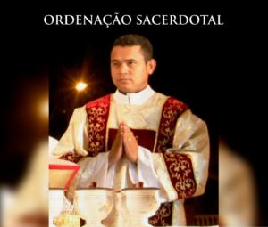 Diácono João Batista será ordenado presbítero