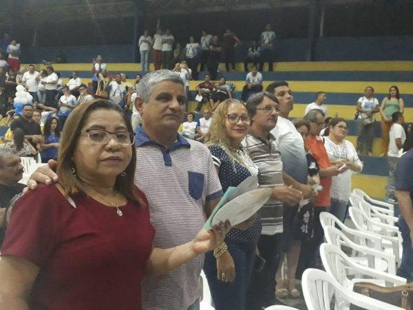 Arquidiocese de Fortaleza realiza Celebração de Posse das Equipes Dirigentes 2019 do ECC