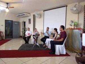 Realizado seminário sobre Depressão na Paróquia São Benedito