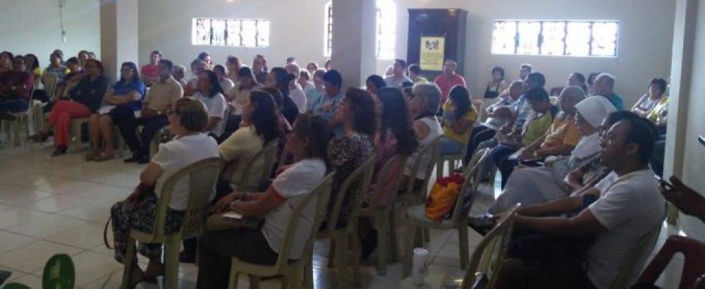 Encontro da Comissão da Pastoral da Catequese de Iniciação a Vida Cristã, Região Episcopal São José