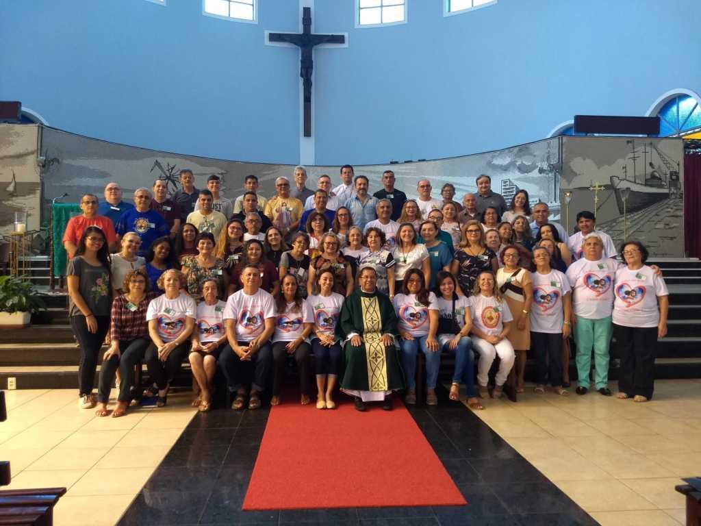 Realizada 21ª Assembléia Paroquial da Paróquia São Benedito