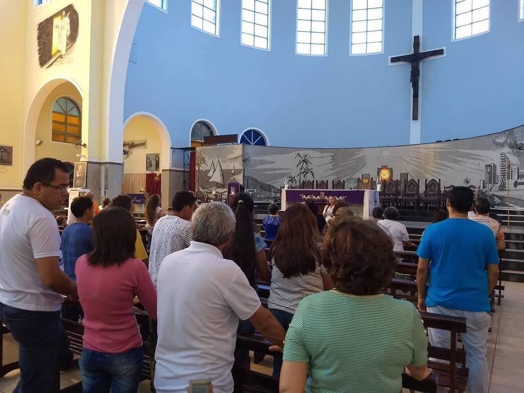 Realizado Retiro Quaresmal 2019 da Paróquia São Benedito