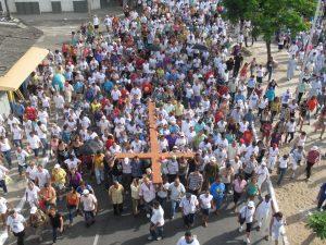 Arquidiocese de Fortaleza realizará 11ª Caminhada Penitencial amanhã (dia 24)