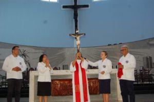 Semana Santa no Santuário e Paróquia de São Benedito