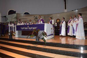 Realizada celebração de posse do Pe. Anízio Ferreira, sss