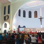 Domingo de Ramos: Fiéis participam da abertura da Semana Santa na Paróquia de São Benedito
