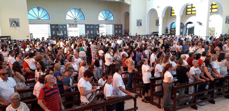 81ª Semana Eucarística no Santuário Paróquia São Benedito e N. S. do Patrocínio