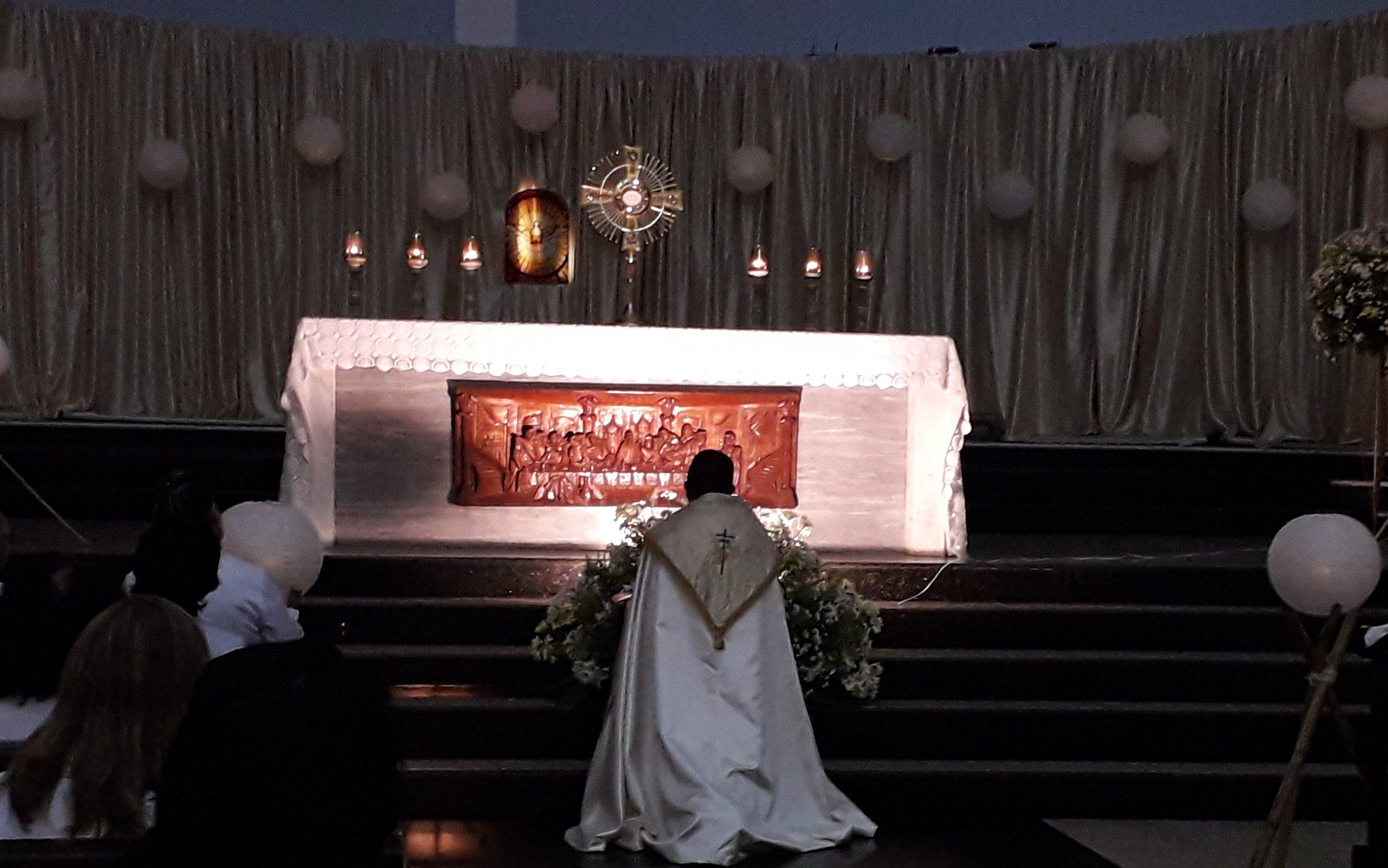 Lucernário: Vigília de Corpus Christi marca sétimo dia da 81ª Semana Eucarística