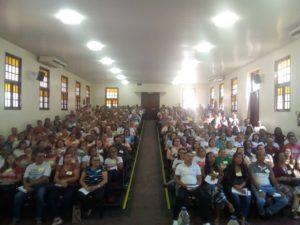 Representantes da Pastoral do Dízimo participam de Encontro Arquidiocesano