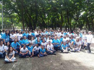 Legião de Maria realiza ação em preparação para o centenário de fundação