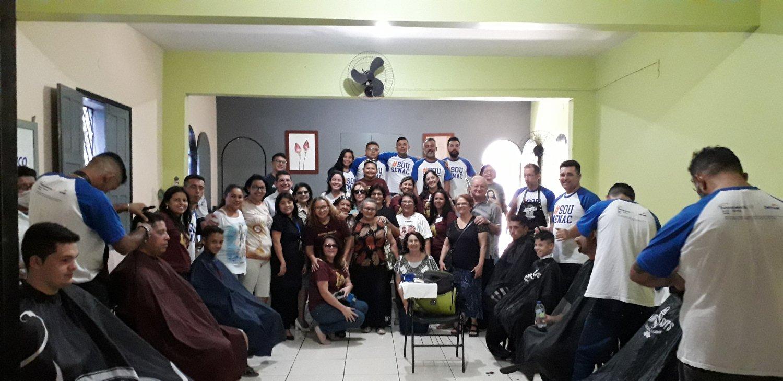 """Paróquia São Benedito realiza a primeira edição do """"Bené em Ação"""", uma Ação Social para toda a comunidade"""