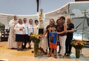 Paróquia São Benedito realiza Tríduo e Festa de São Pedro Julião Eymard 2019