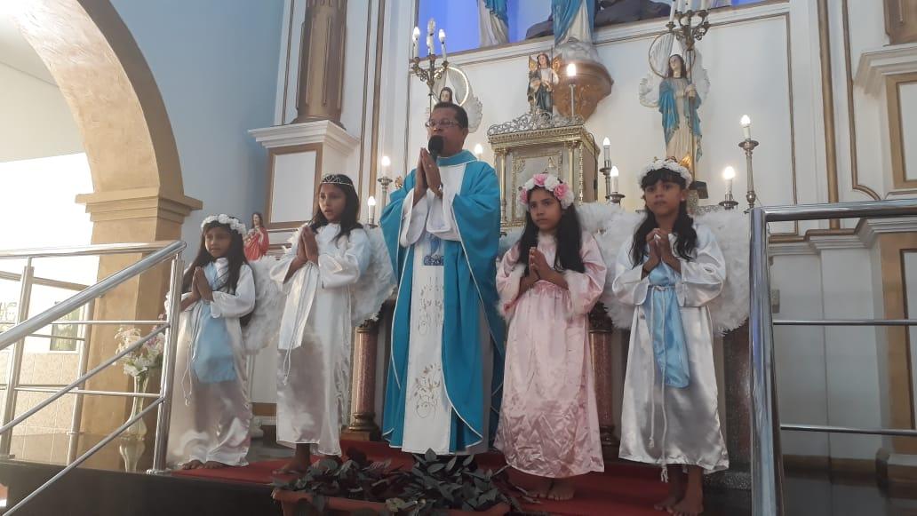 Festa e Novenário de Nossa Senhora do Patrocínio 2019