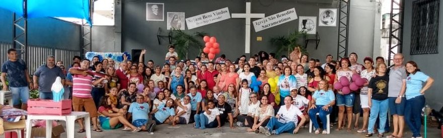 Encontro de Casais com Cristo da Paróquia São Benedito realiza Gincana ECC 2019
