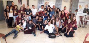 "Pastoral Familiar realiza encontro de Jovens ""Cristo Vive"""