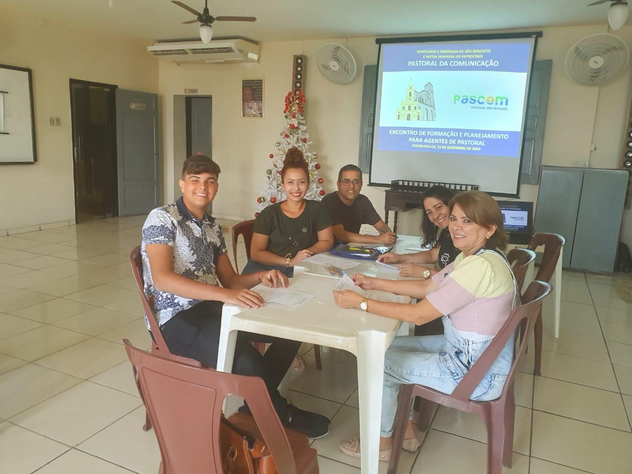 Pastoral da Comunicação realiza encontro de formação e planejamento