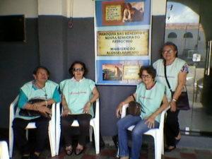 Ministério do Aconselhamento realiza Mutirão na Capela de Santo Expedito do Quartel do 5° Batalhão de Polícia Militar.