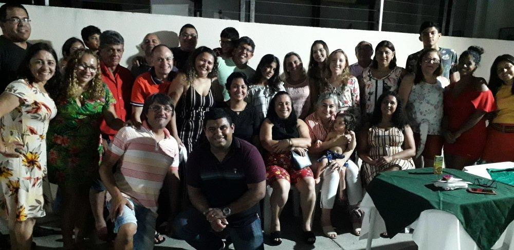 Pastoral Familiar da Paróquia São Benedito realiza Confraternização de Natal 2019