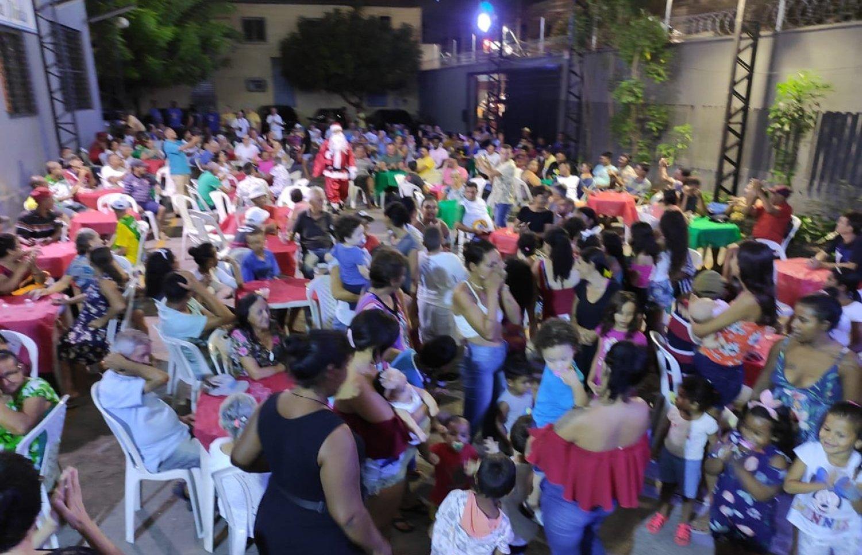 Paróquia São Benedito realiza Natal Solidário 2019