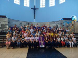 Realizada a 22ª Assembleia Pastoral Paroquial da Paróquia São Benedito