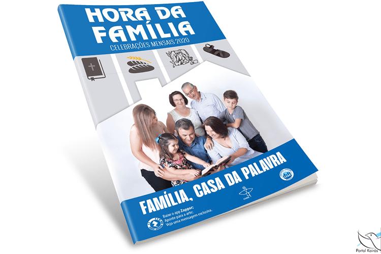 Comissão Nacional da Pastoral Familiar disponibiliza gratuitamente o encontro Hora da Família do mês de abril