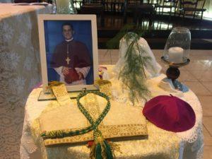 Realizada a Missa de 7º dia em memória de Dom Aldo Pagotto, sss