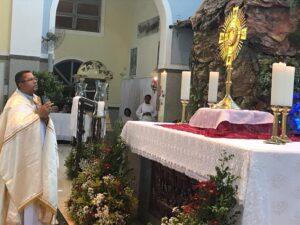 Parabéns Padre Anízio,sss