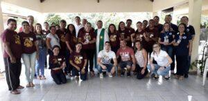 Parabéns Pastoral Familiar pelos 10 anos de implantação na Paróquia São Benedito