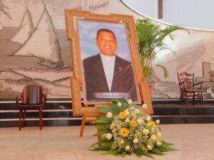 Realizada a Missa de 7º dia em memória de Pe. Anízio Ferreira dos Santos, sss
