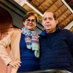 """Jorge Pinheiro, com 90% do pulmão comprometido, vence Covid: """"Tinha certeza que esse milagre Deus me daria"""""""