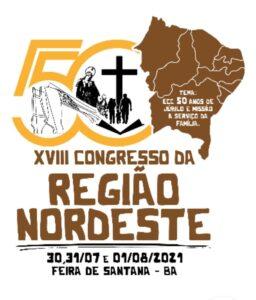 XVIII Congresso do ECC da região Nordeste, será realizado em Julho